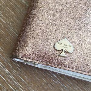 Kate Spade Pink Sparkle Wallet
